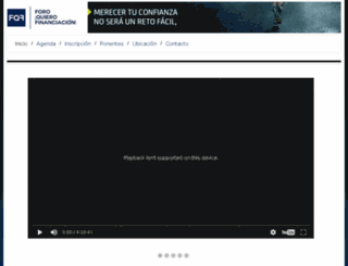 quierofinanciacion.com screenshot