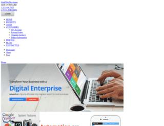 quik-web.net screenshot