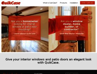 quikcase.com screenshot