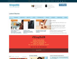 quikr.blogadda.com screenshot