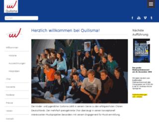 quilisma.net screenshot