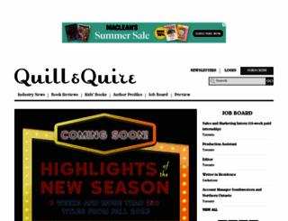 quillandquire.com screenshot