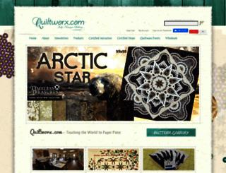 quiltworx.com screenshot