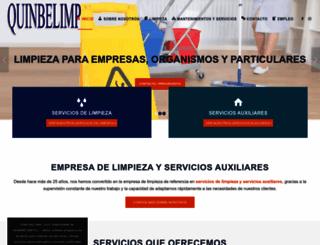 quinbelimp.com screenshot