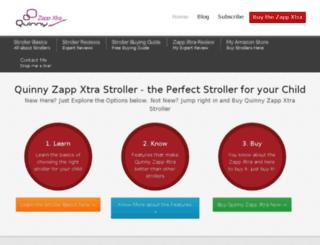 quinny-zapp-xtra.com screenshot