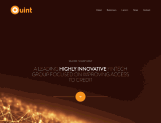 quint.co.uk screenshot
