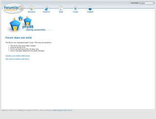quintessenza.forumup.it screenshot