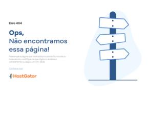 quiosquesparashopping.com.br screenshot