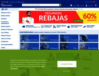 quirumed.com screenshot