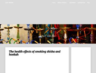 quitshisha.com screenshot