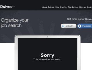 quivee.com screenshot