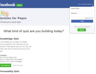quiz.fbapp.io screenshot