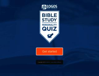 quiz.logos.com screenshot