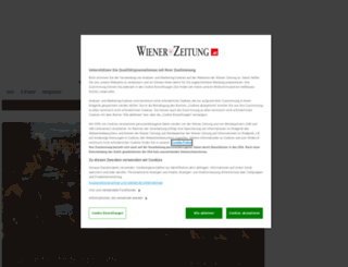 quiz.wienerzeitung.at screenshot