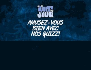 quizzdujour.fr screenshot