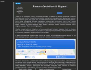 quotations.link screenshot
