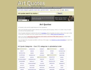 quote.robertgenn.com screenshot