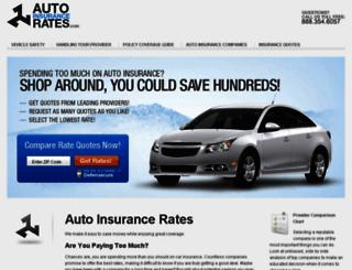 quotesinsuranceauto.com screenshot