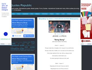 quotesrp.blogspot.com screenshot