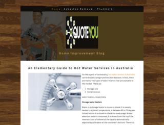 quoteyou.yolasite.com screenshot