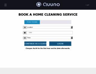 quuno.com screenshot