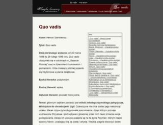 qv.ostatnidzwonek.pl screenshot
