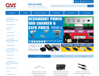 qvs.com screenshot