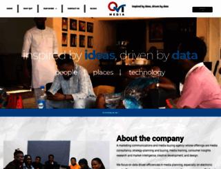qvtmedia.com screenshot