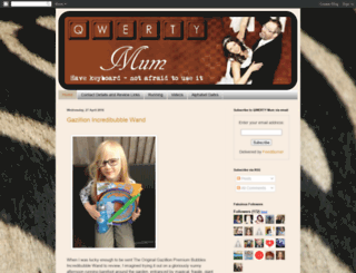 qwertymum.blogspot.com screenshot