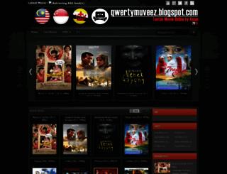 qwertymuveez.blogspot.com screenshot