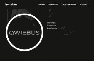 qwiebus.nl screenshot