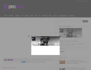 qwoc.org screenshot