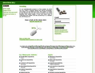 qwqw.eu screenshot