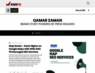 qz.submitmypressrelease.com screenshot