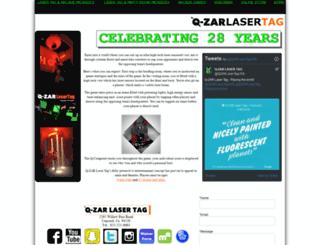 qzar.com screenshot