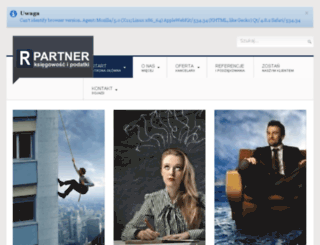 r-partner.pl screenshot