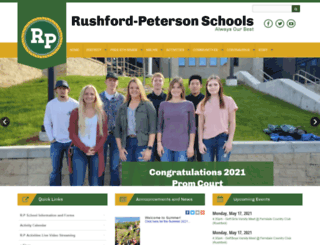 r-pschools.com screenshot