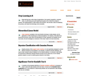 r-tutor.com screenshot