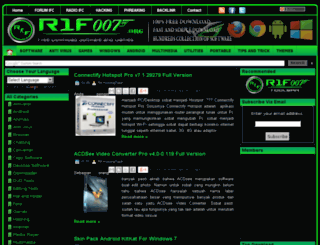 r1f-007.org screenshot
