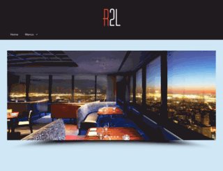 r2lrestaurant.com screenshot