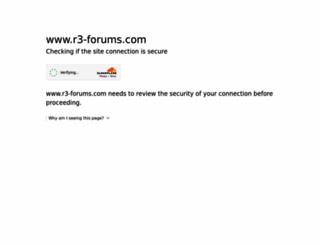 r3-forums.com screenshot