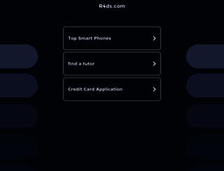r4ds.com screenshot