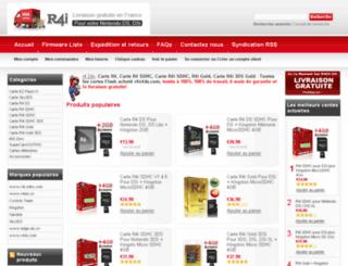 r4ir4ds.com screenshot