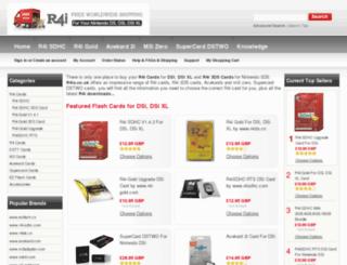 r4is.co.uk screenshot