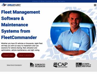 r7epa.agilefleet.com screenshot