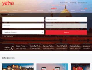 raahi.com screenshot