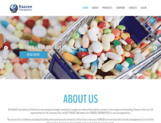 raazee.com screenshot