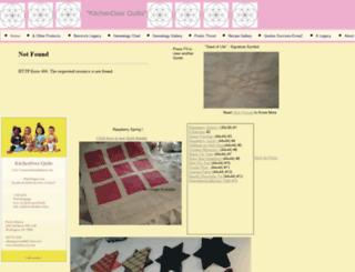 rabain8mccoy.com screenshot