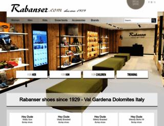 rabanser.com screenshot