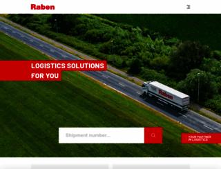 raben-group.com screenshot
